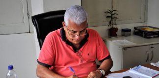 Na foto, o prefeito de Inhambupe Nena