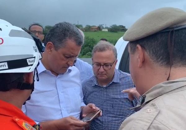 Rui Costa reconhece situação de emergência em Pedro Alexandre ...